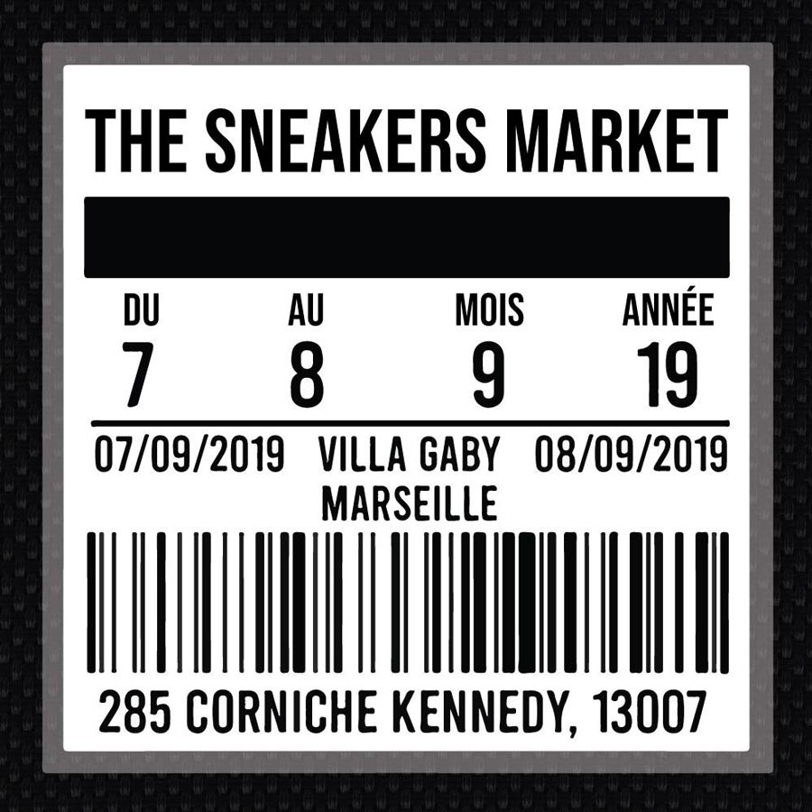 The Sneakers Market Marseille