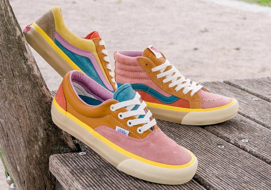 Vans Vault Multicolor LX Pack Le Site de la Sneaker