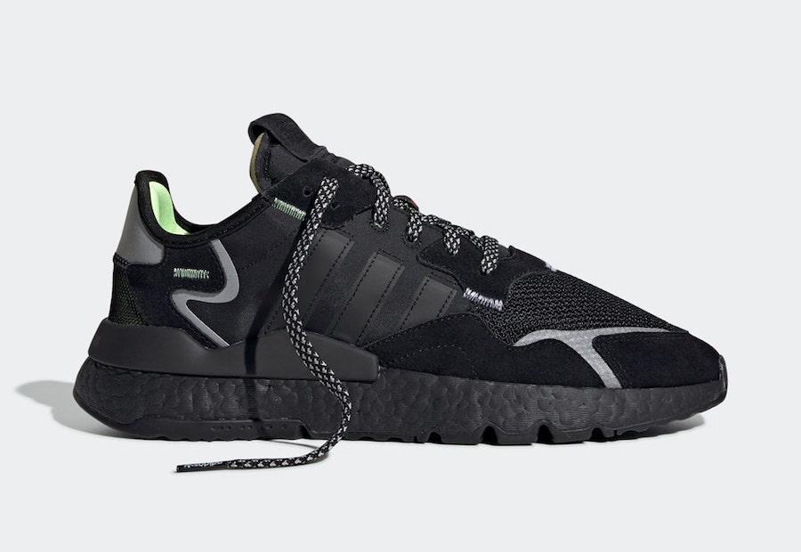 3M x adidas Nite Jogger Black Le Site de la Sneaker