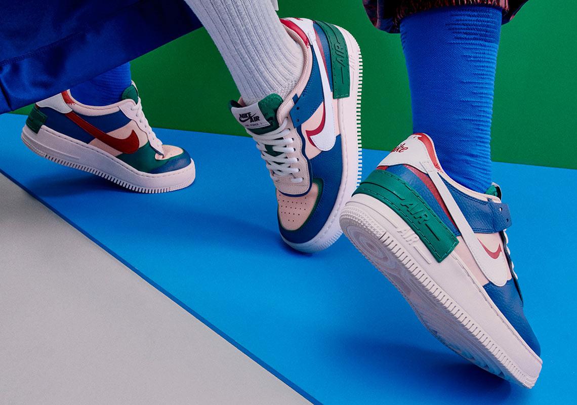Nike présente la Air Force 1 Low Shadow Le Site de la Sneaker