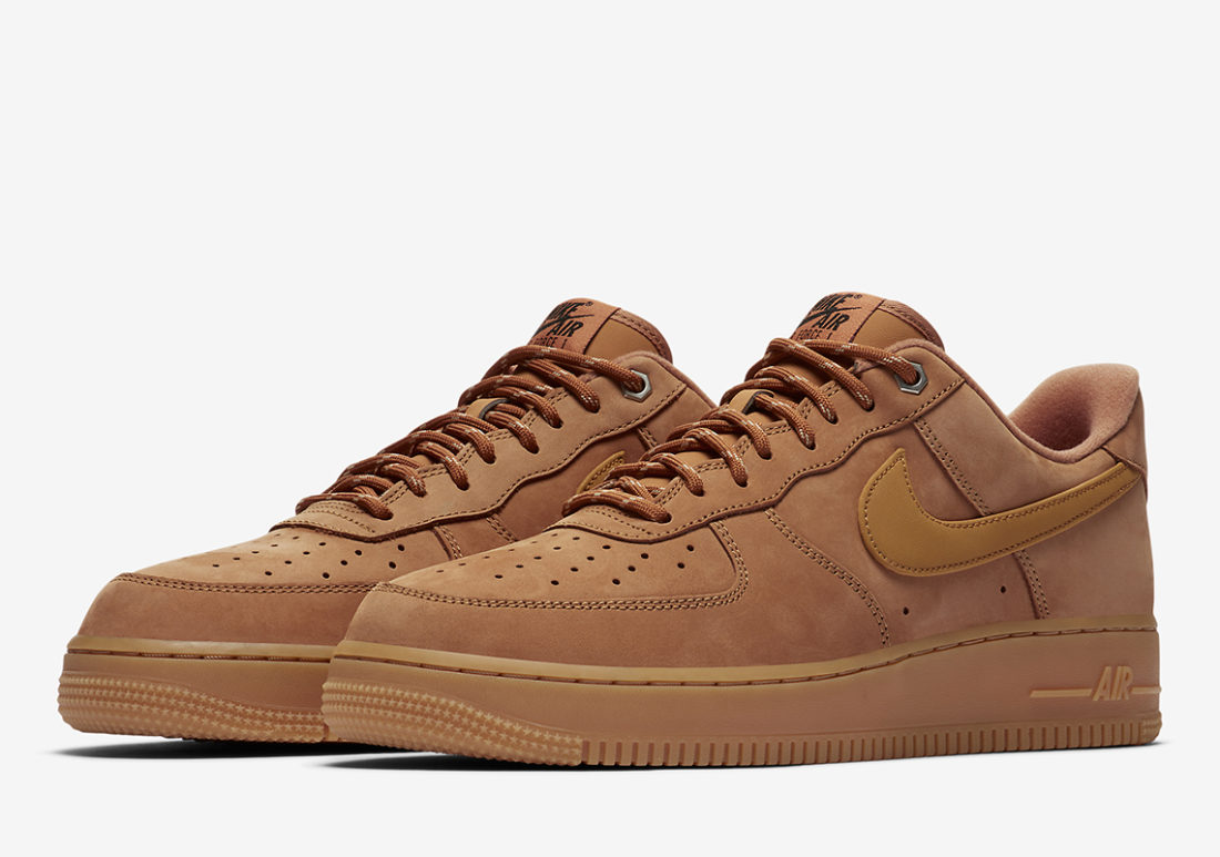 La Nike Air Force 1 Low Wheat de retour Le Site de la Sneaker