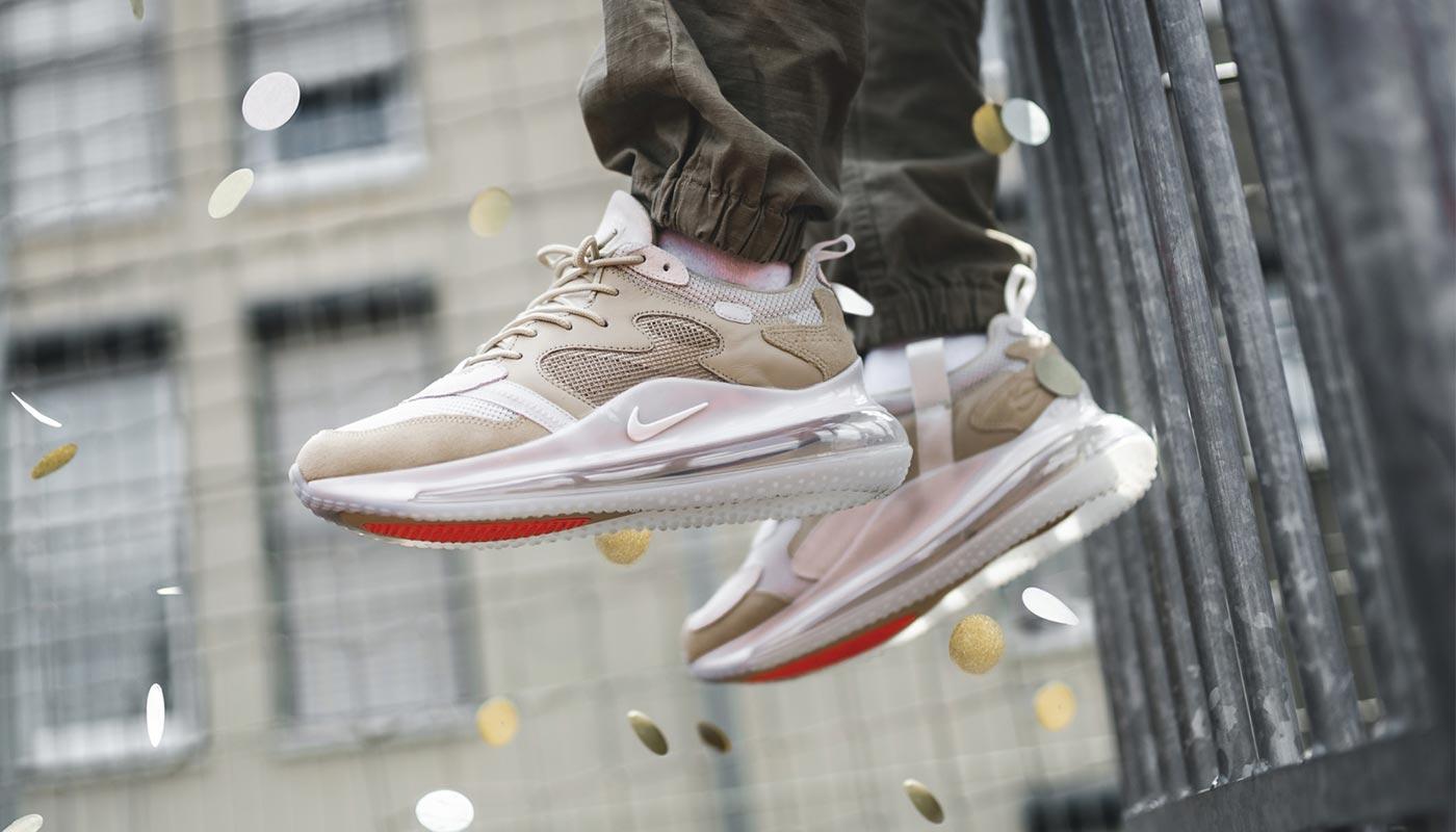 Nike Air Max 720 OBJ Desert Ore - Le Site de la Sneaker