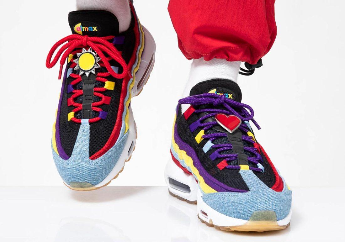 Nike Air Max 95 SP Psychic Blue - Le Site de la Sneaker