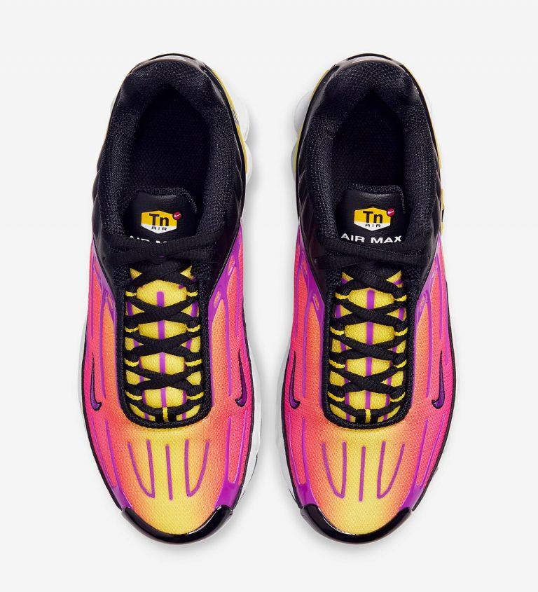 Preview: Nike Air Max Plus 3 GS Hyper Purple - Le Site de la Sneaker