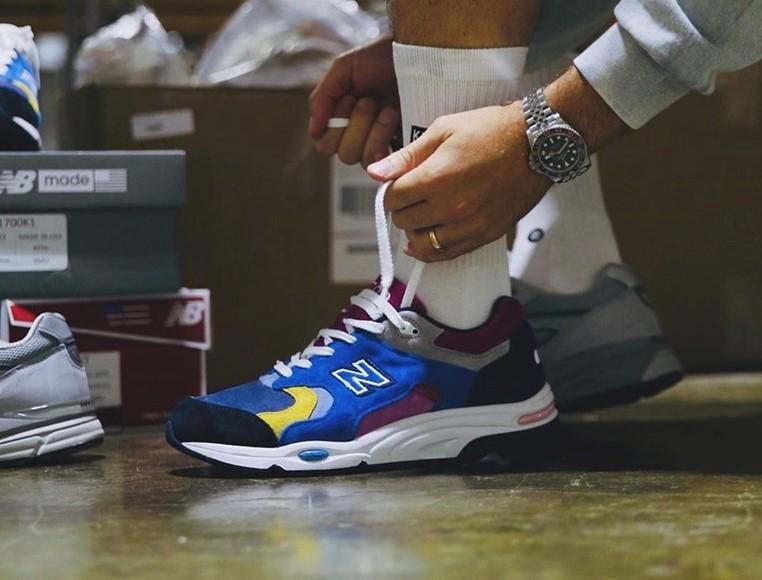 meilleur pas cher 88ab9 9c87b New Balance Archives - Le Site de la Sneaker