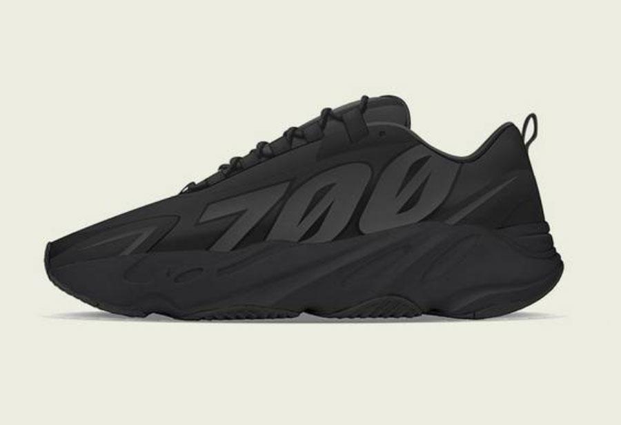 Deux adidas Yeezy Boost 700 MNVN pour 2020? - Le Site de la ...