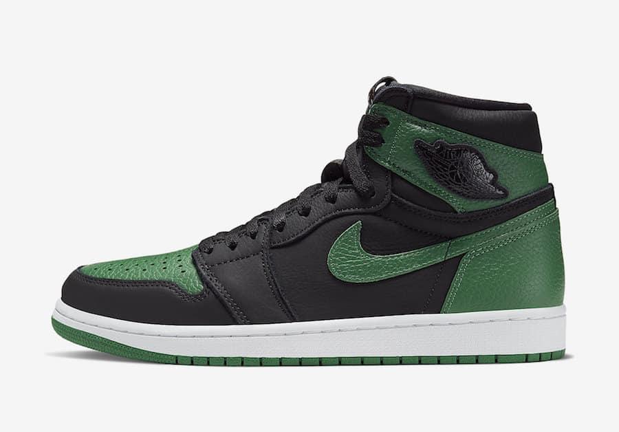Air Jordan 1 Retro High OG Pine Green - Le Site de la Sneaker