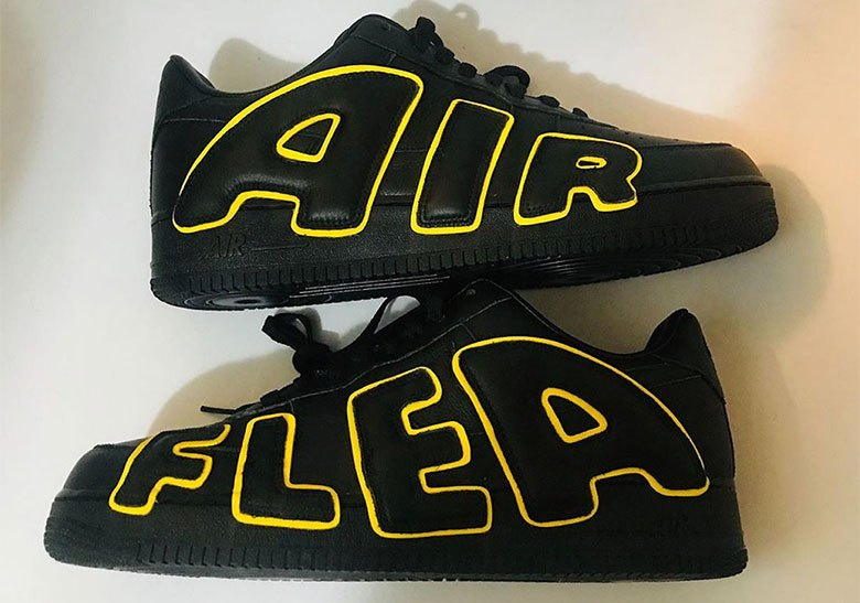 A quoi ressemble la Nike Air Force 1 Low ID By You AF1 CPFM ?