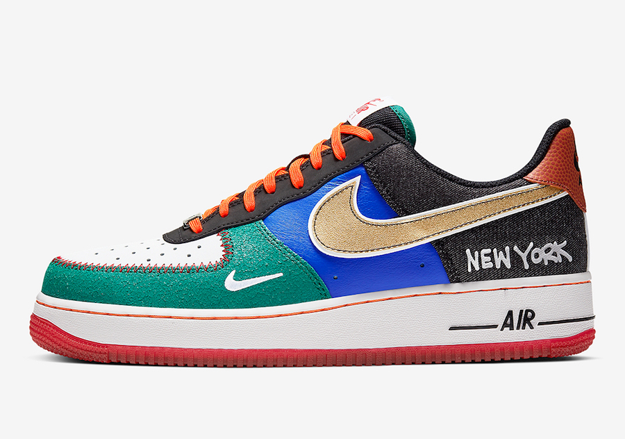 Nike Air Force 1 Low 'What The NYC'