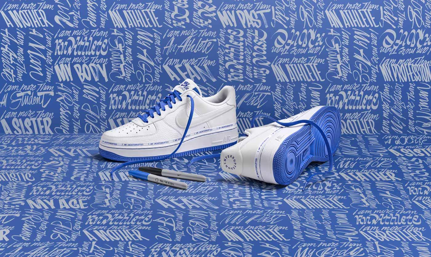 Nike Air Force 1 'More Than'