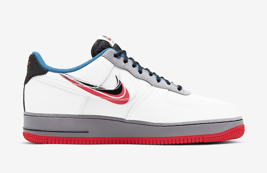 nike air force one cos