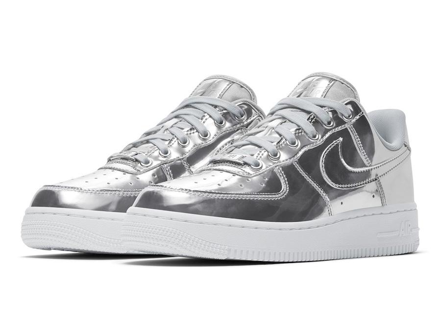Nike présente le Air Force 1