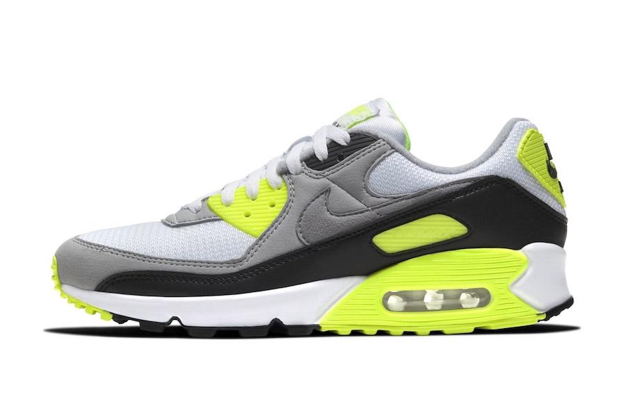 Nike Air Max 90 OG 'Volt' Retro