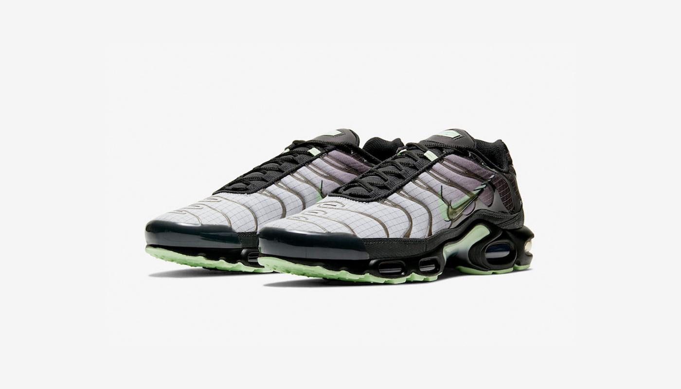 Une Nike Air Max Plus