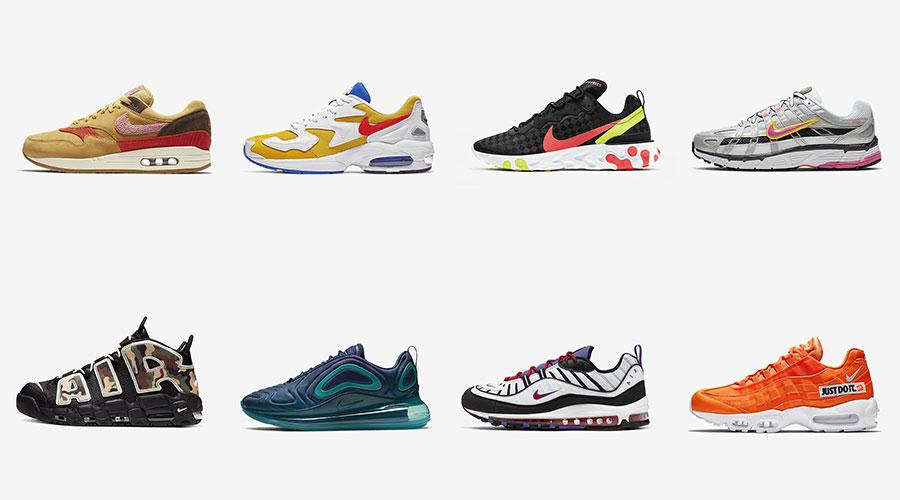 Les 10 meilleures Nike en promo avec le code OCT20 Le Site
