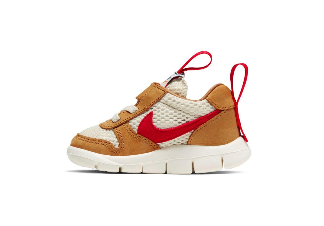 La Tom Sachs x Nike Mars Yard 2.0 en tailles bébé ! Le
