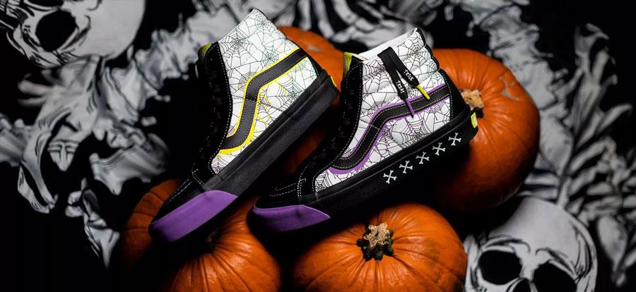 Vans SK8-Hi Halloween Size Exclusive