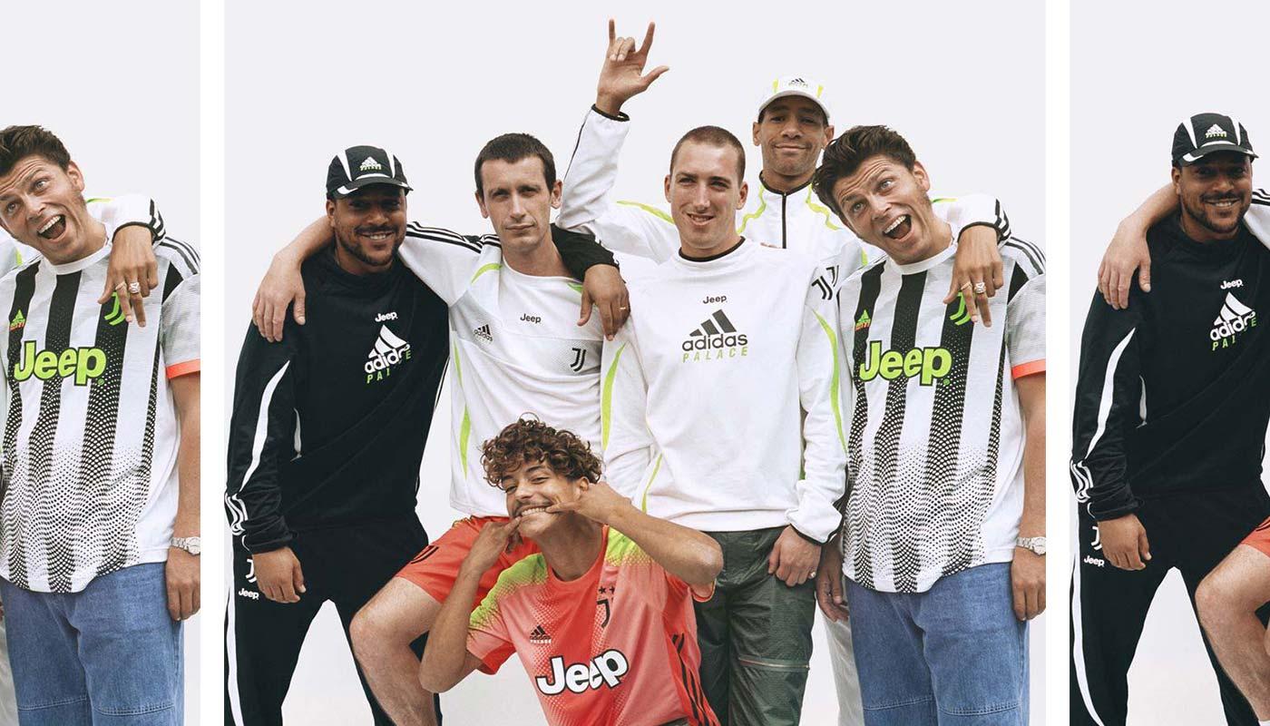 Juventus x Palace x adidas Football Collection Le Site de