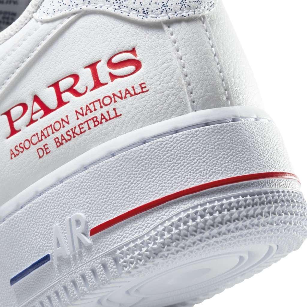 Une Nike Air Force 1 Low NBA Paris en approche Le Site