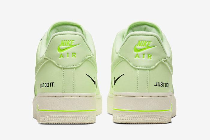 Branding Air Force 1 Site la Sneaker Neon de PreviewNike Le fgb67y