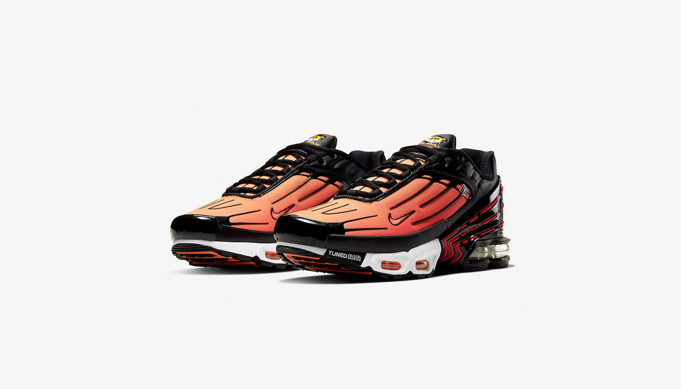 difícil ballet Adaptado  La Nike Air Max Plus 3 Tiger arrivera cet hiver - Le Site de la Sneaker
