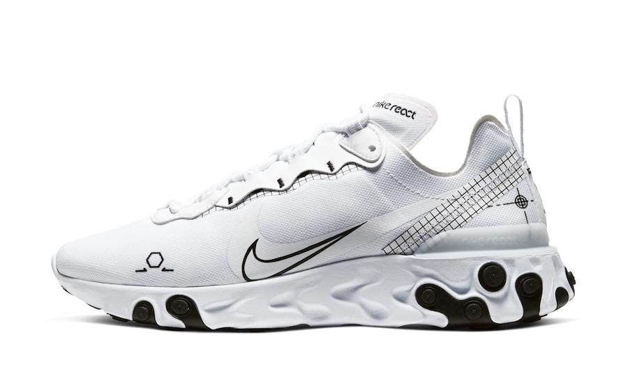Archives des Nike React Element 55 - Le Site de la Sneaker