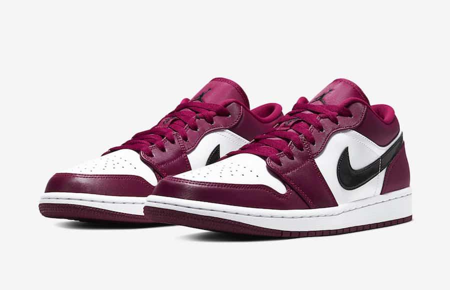 Air Jordan 1 Low Noble Red Le Site de la Sneaker