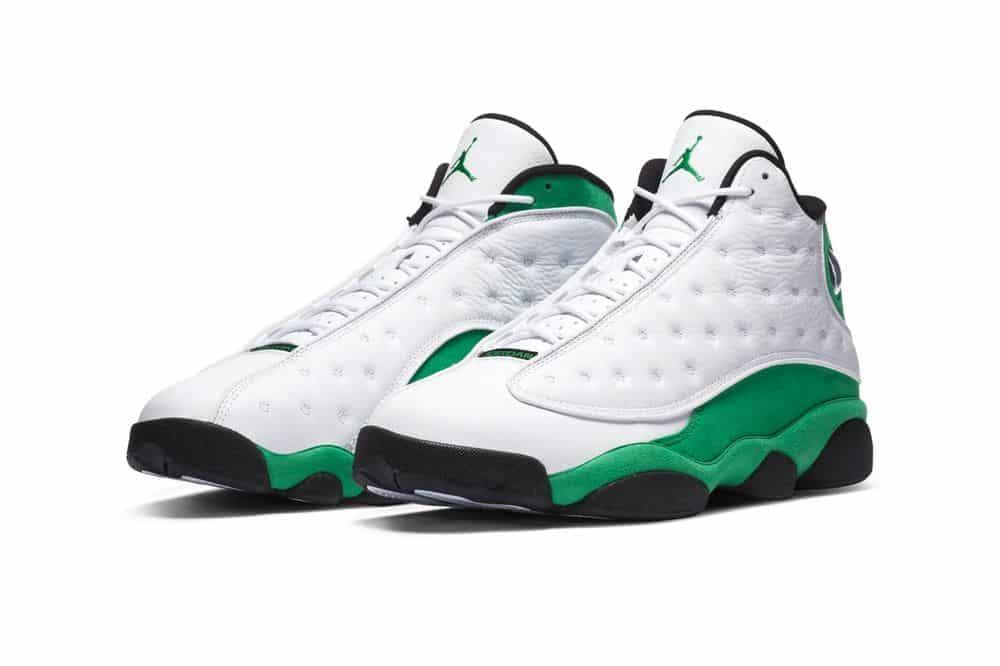 Air Jordan 13 Celtics - Gov