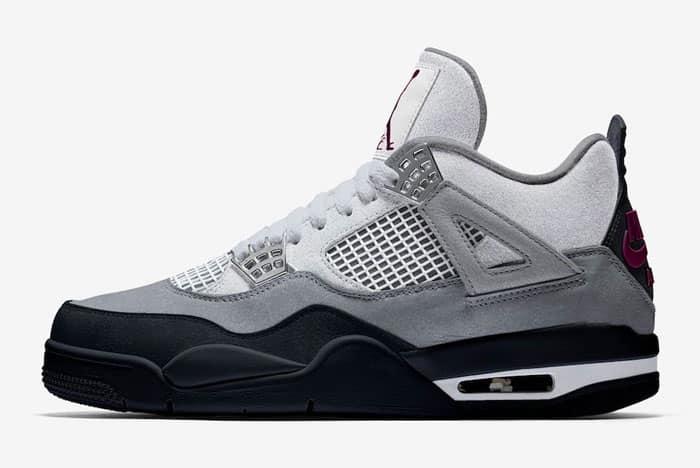Une Air Jordan 4 PSG pour 2020 - Le Site de la Sneaker