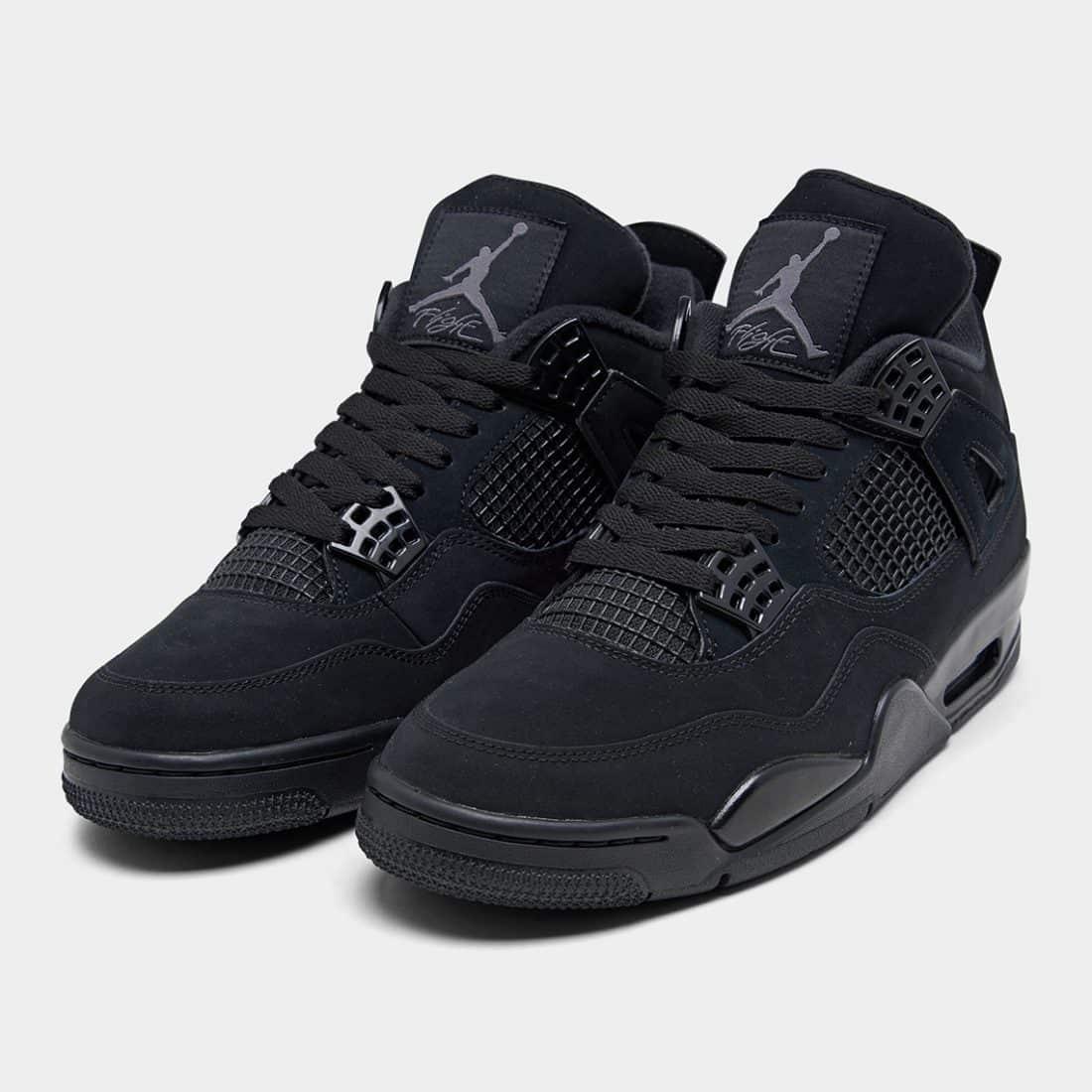 Air Jordan 4 Black Cat - Le Site de la Sneaker