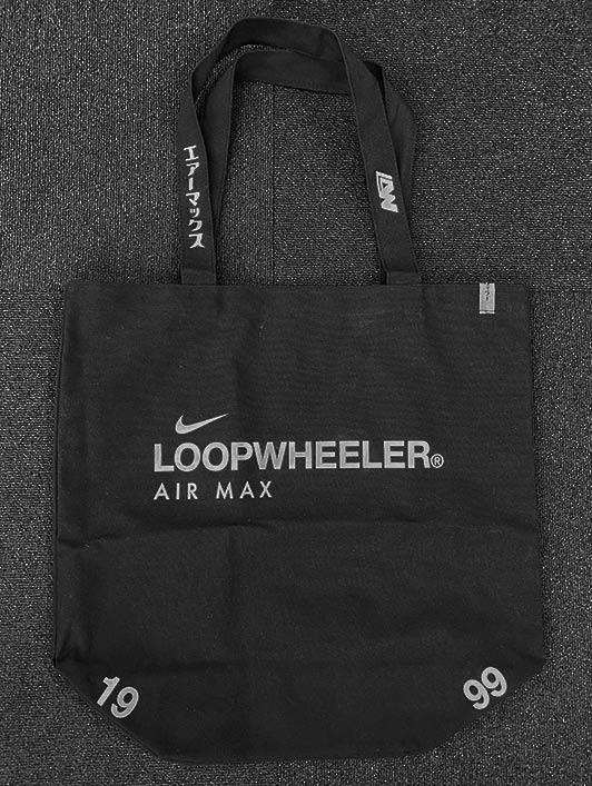 Loopwheeler x Nike Air Max 90 GriseNoir CQ7854 001