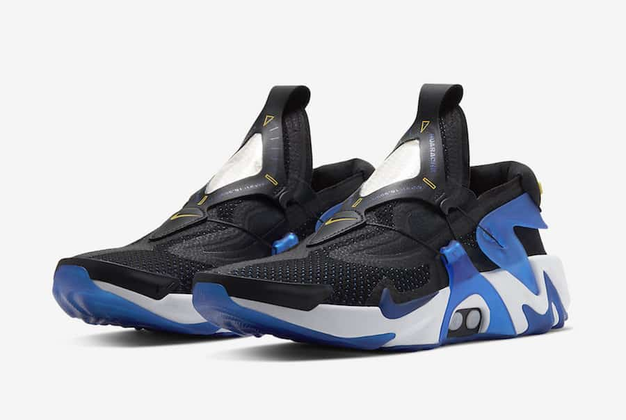 Nike Adapt Huarache Racer Blue , Le Site de la Sneaker