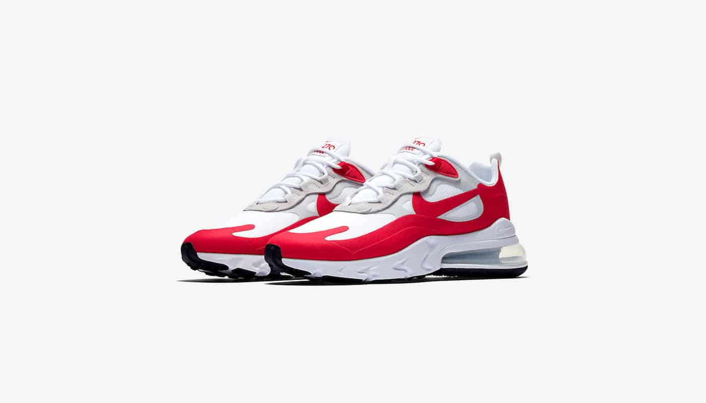air max 270 react rouge