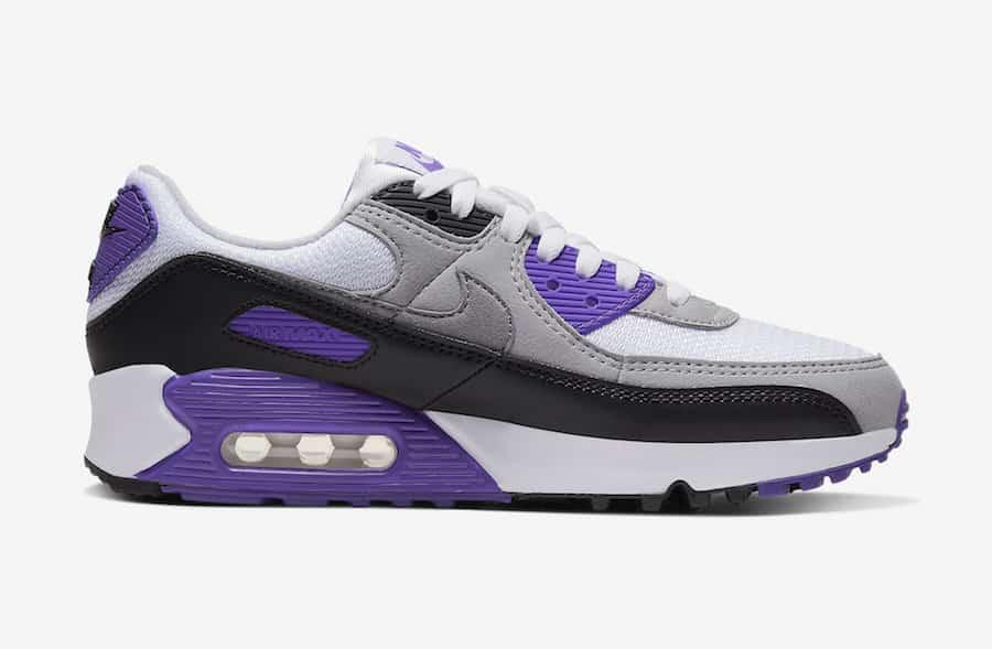 Nike Air Max 90 Hyper Grape - Le Site de la Sneaker