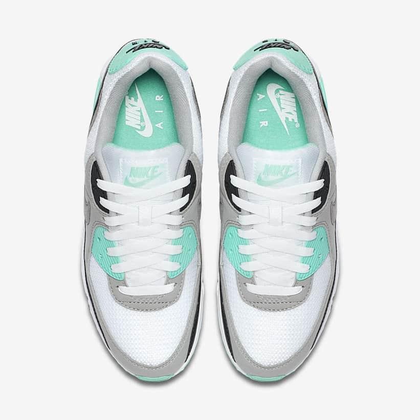 Nike Air Max 90 OG Turquoise - Le Site de la Sneaker