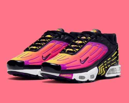 Nike Air Max Plus 3 Hyper Purple
