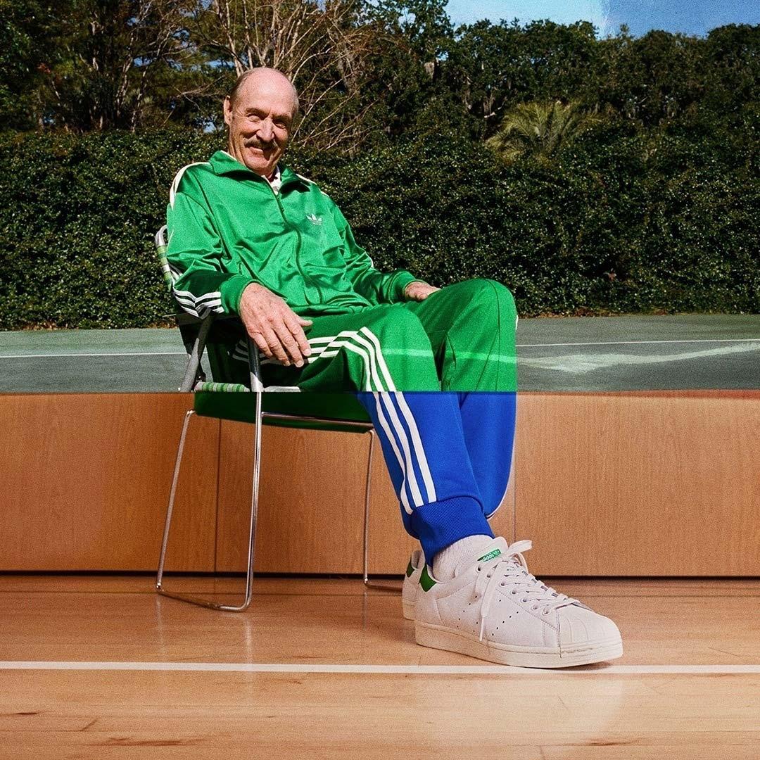 Adidas Superstan White