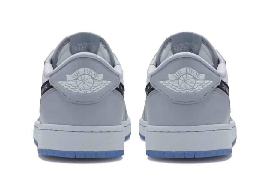 Dior x Air Jordan 1 Low - Gov