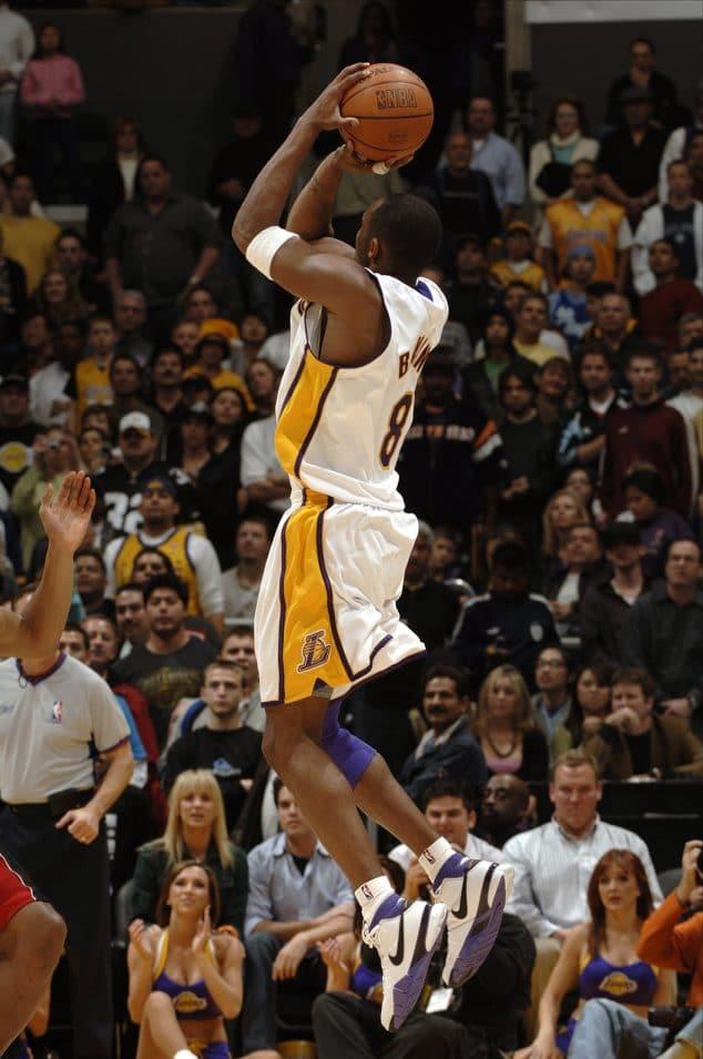 Kobe Bryant: Sneakers Rétrospective - Le Site de la Sneaker
