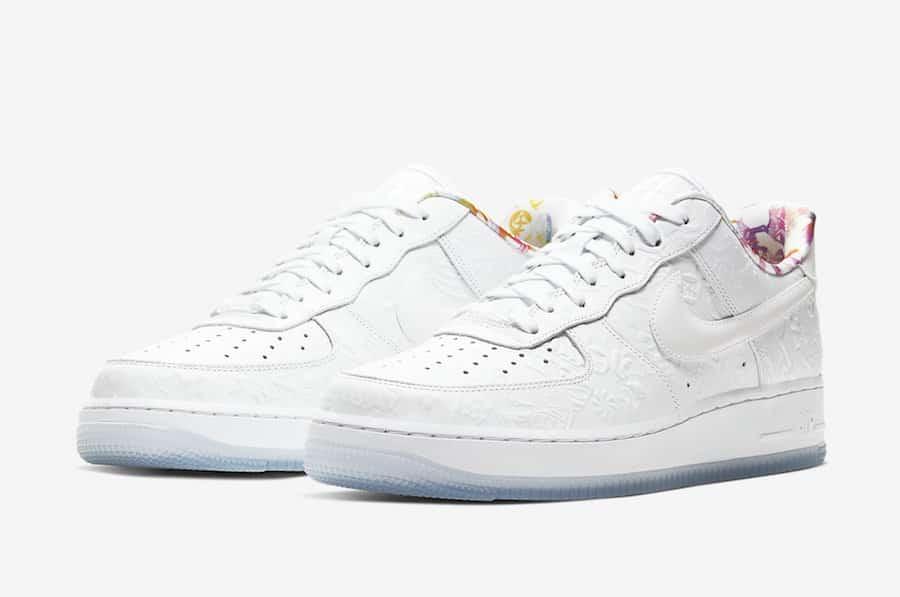 Nike dévoile la Air Force 1 Low