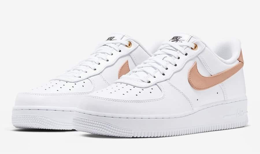 "Nike Air Force 1 Low Premium ""Vachetta Tan"" Pack Le Site"