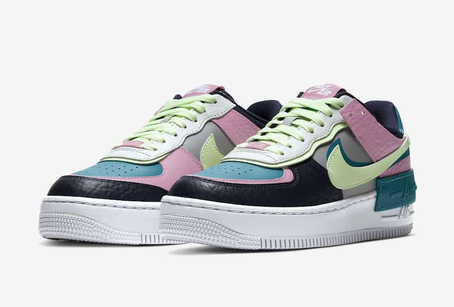 Nike imagine une Air Force 1 Shadow