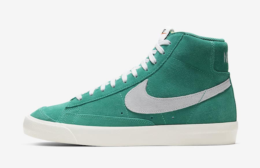 Nike Blazer Mid '77 Suede Collection