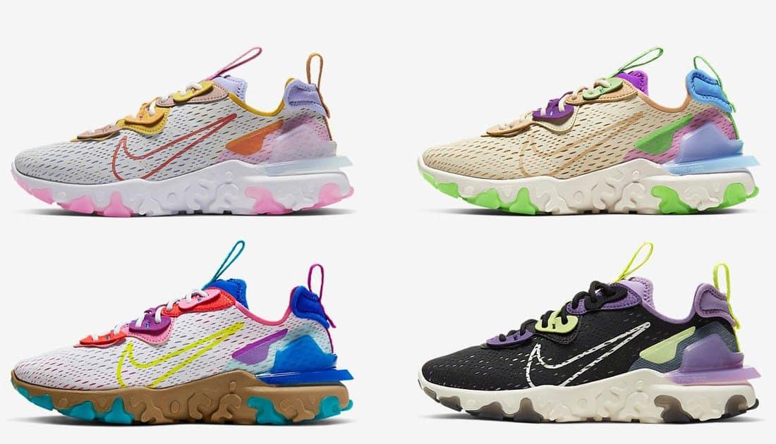 Archives des Nike React Vision Le Site de la Sneaker