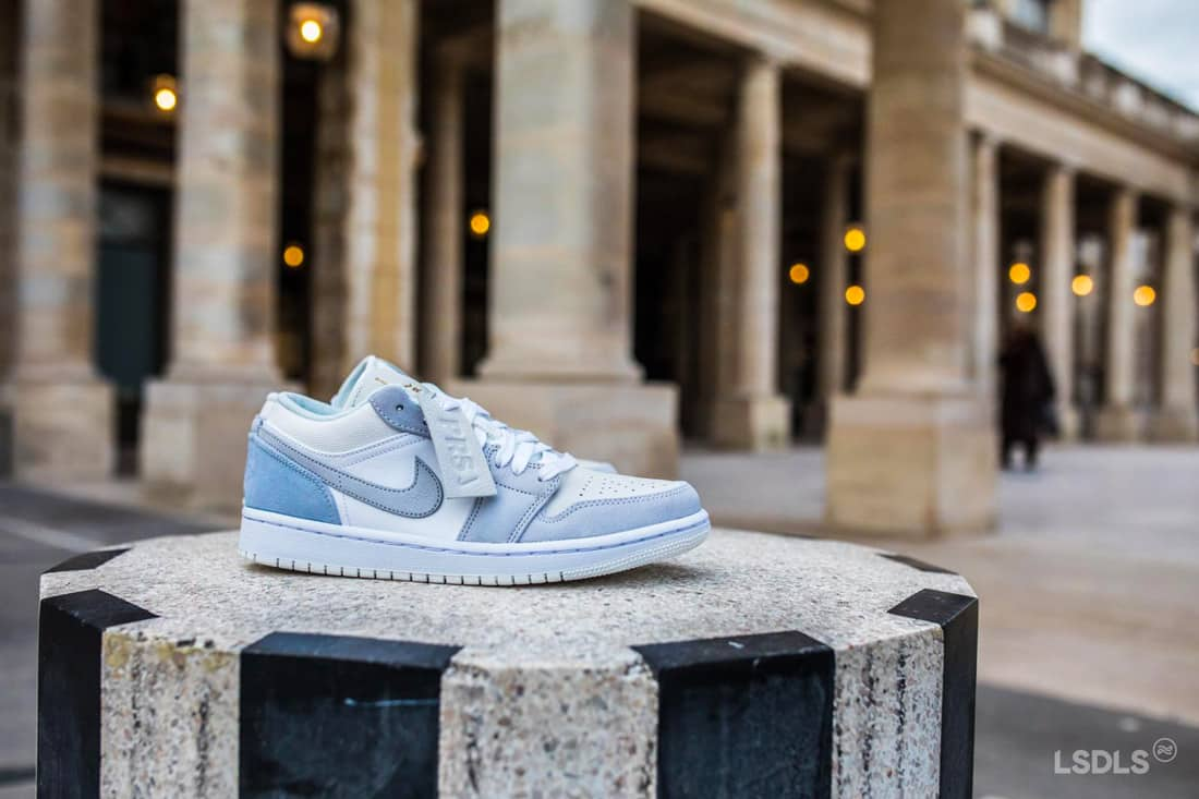 Air Jordan 1 Low Paris Le Site De La Sneaker