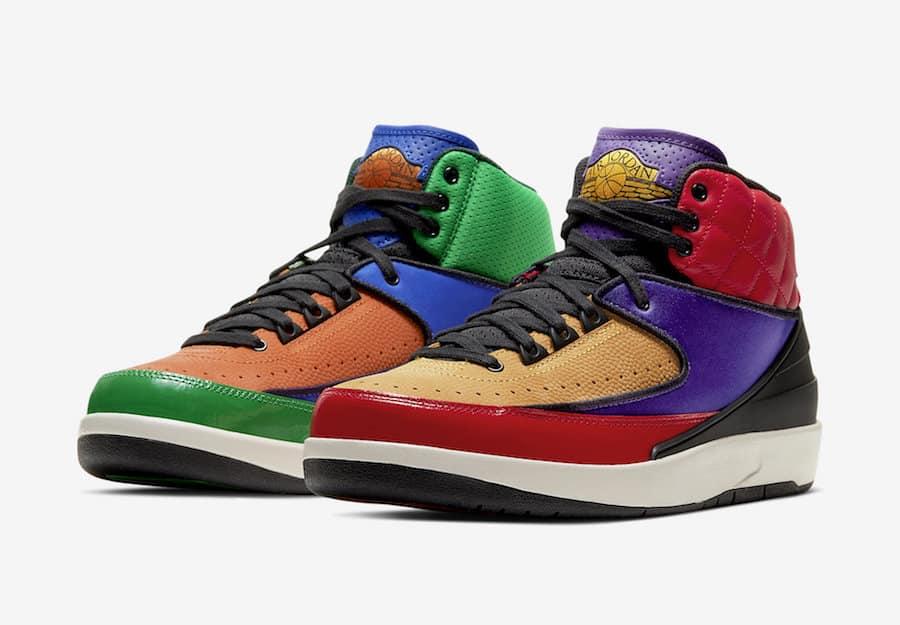 Air Jordan 2 Rivals - Le Site de la Sneaker