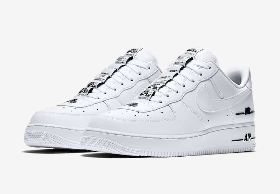Preview: Nike Air Force 1 Low \