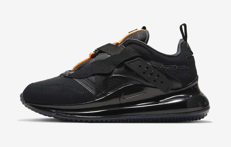 Nike Air Max 720 OBJ Slip Black