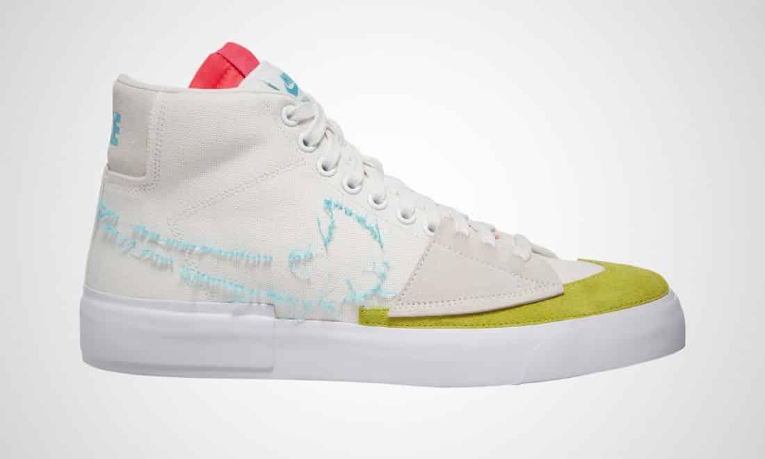 Nike SB propose 2 nouvelles Blazer Mid EDGE Le Site de la