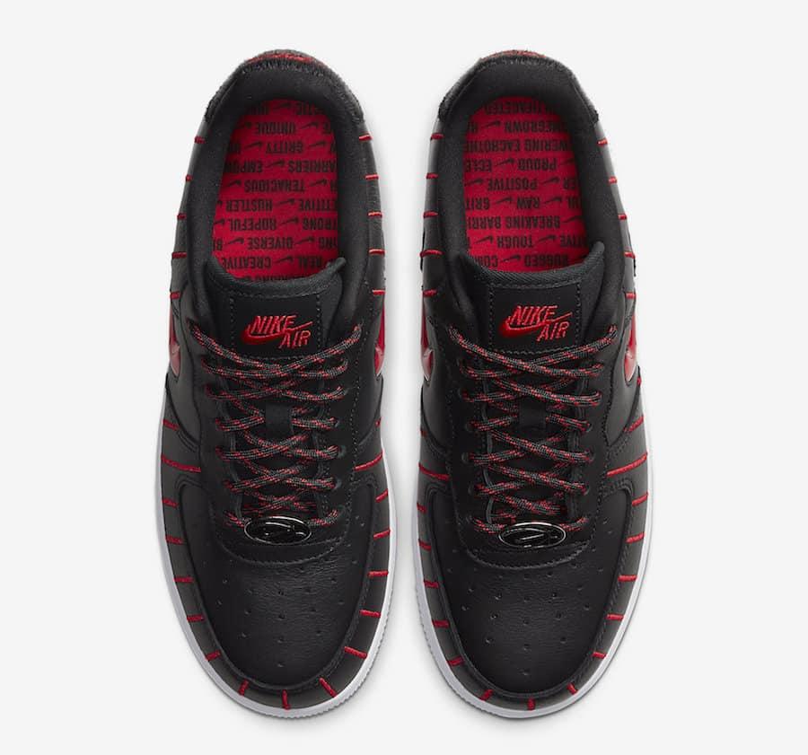 Nike WMNS Air Force 1 Jewel Chicago Le Site de la Sneaker